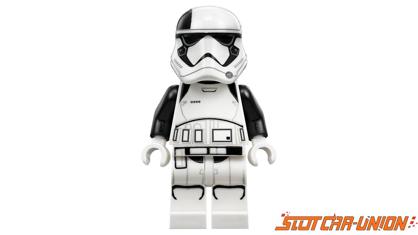Lego Star Wars Last Jedi First Order Specialists GUNNER Mini Figure 75197