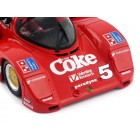 Slot.it CA25a Porsche 962 IMSA n.5 Daytona 3 Hours 1986
