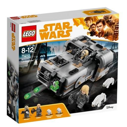 LEGO 75210 Moloch's Landspeeder