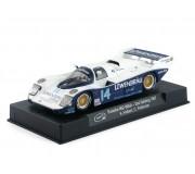 Slot.it CA25b Porsche 962 IMSA n.14 2nd Sebring 1987