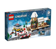 LEGO 10259 Le village d'hiver