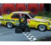 Paul Gage XPG-20104 Urethane Tires 20x10x4mm x2