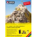 "NOCH 71672 Flyer Conseils d'artisanat ""Moules de rocher"""