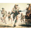 Airfix WWII British 8th Army 1:72