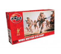 Airfix WWII British 8th Army 1:72
