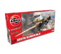 Airfix Bristol Blenheim MkIV Bomber 1:72