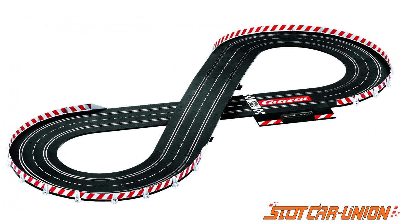 carrera evolution 25233 lap contest set slot car union. Black Bedroom Furniture Sets. Home Design Ideas