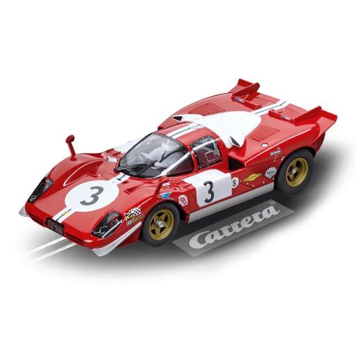 Carrera DIGITAL 124 85432 Pièces de Rechange pour Ferrari 512S Berlinetta 1970,