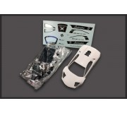 Black Arrow BABC03E Black Bull Kit Carrosserie WHITE/BLACK