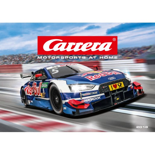 Carrera Catalogue Officiel 2018
