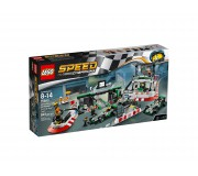 LEGO 75883 MERCEDES AMG PETRONAS Formula One™ Team