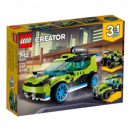 LEGO 31074 Rocket Rally Car