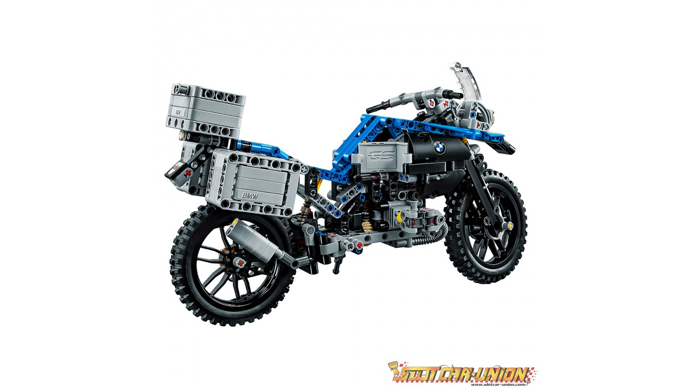lego 42063 bmw r 1200 gs adventure slot car union. Black Bedroom Furniture Sets. Home Design Ideas