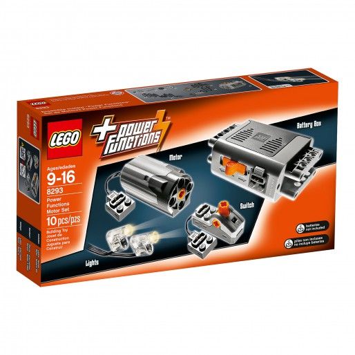 "LEGO 8293 Ensemble ""Power Functions"""