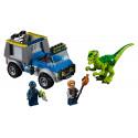 LEGO 10757 Le camion de secours des raptors