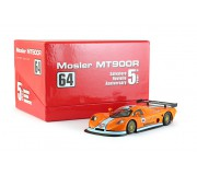 NSR SET08 Mosler MT900R n.64 - Salvatore Noviello 5th Anniversary - Gulf LIMITED EDITION