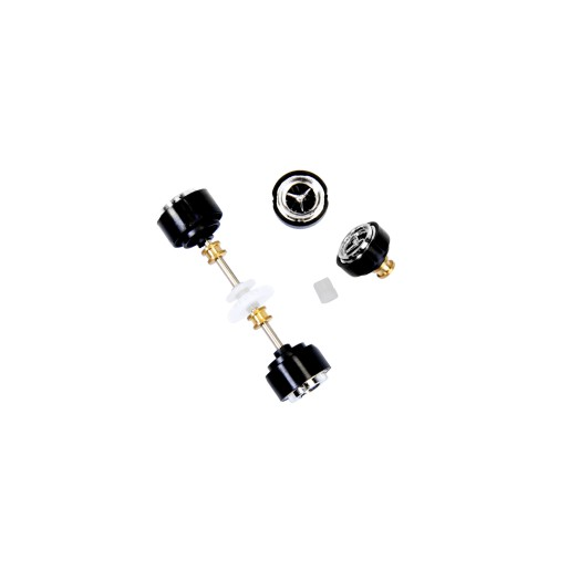 Carrera 89693 Front and rear Axle for Lola T222