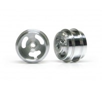 Slot.it PA49-Alf Hubs Aluminum Double Shoulder Ø15,8 x 10mm x2