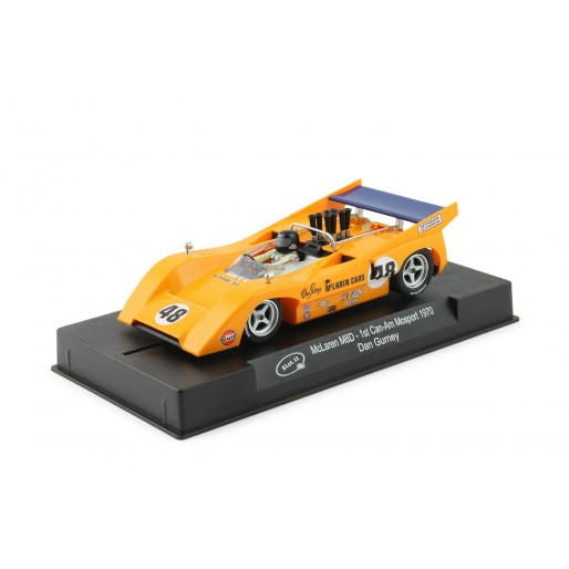 Slot.it CA26a McLaren M8D n.48 1st Can-Am Mosport 1970