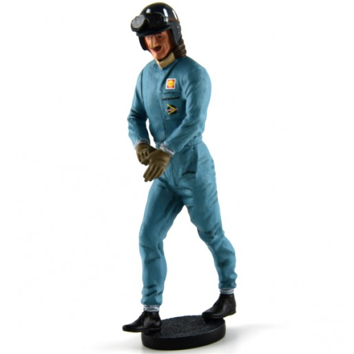 LE MANS miniatures Figurine 1/18 Graham Hill - 1964
