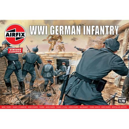 Airfix Vintage Classics - WWI German Infantry 1:76