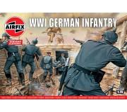 Airfix Vintage Classics - WWI Infanterie Allemande 1:76