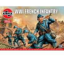 Airfix Vintage Classics - WWI French Infantry 1:76