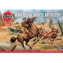Airfix Vintage Classics - WWI Royal Horse Artillery 1:76