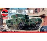 Airfix Vintage Classics - Churchill Mk.VII Tank 1:76