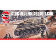 Airfix Vintage Classics - Stug III 75mm Assault Gun 1:76