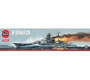 Airfix Vintage Classics - Bismarck 1:600