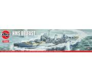 Airfix Vintage Classics - HMS Belfast 1:600