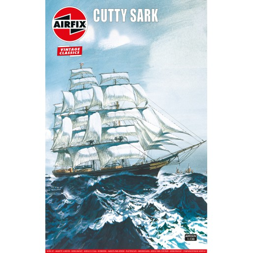 Airfix Vintage Classics - Cutty Sark 1869 1:130