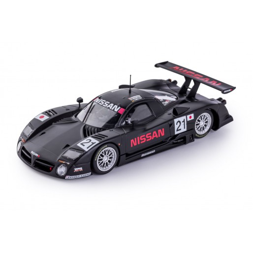 Slot.it CA05f Nissan R390 GT1 n.21 Test Le Mans 1997