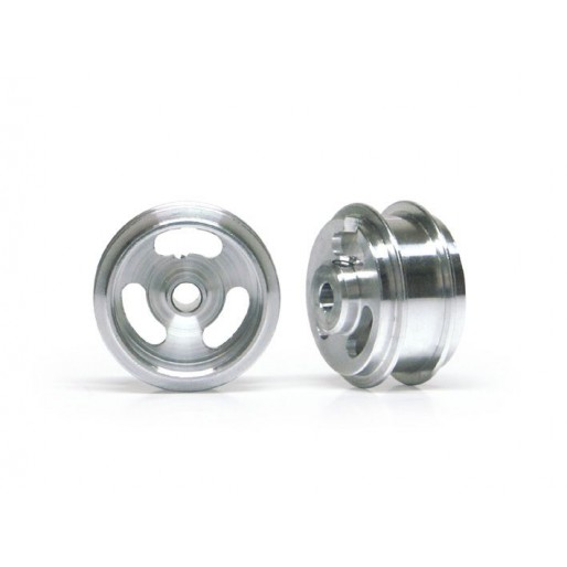 Slot.it PA24-Alf Hubs Aluminum Double Shoulder Ø15,8 x 8,2mm x2