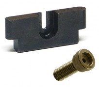 Slot.it TL02 Extraction plate and counter bushing for extractor press TL01/SP21/SP20