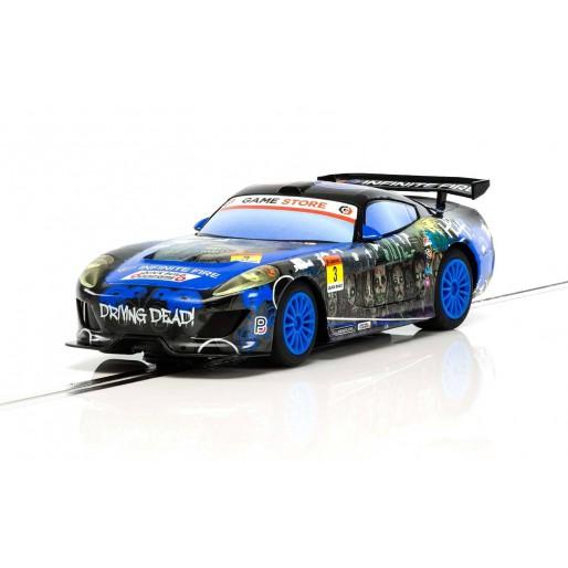 Scalextric C3959 Team GT Zombie