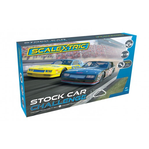 Scalextric C1383 Stock Car Challenge Set