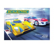 Scalextric C8183 Catalogue July - Dec 2018