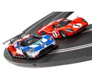 Scalextric C3893A Legends Le Mans 1967 – 50 Years of Ford Twin Pack - Limited Edition