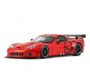 "NSR 0006AW Corvette C6R Take NO Prisoners ""red"" - AW King EVO3 21K"