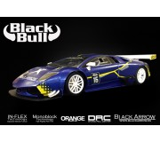 Black Arrow BACMKITQ Black Bull KIT AW BLUE