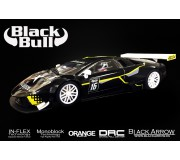 Black Arrow BACMKITR Black Bull KIT AW BLACK