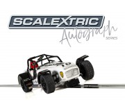 Scalextric C3723AE Autograph Series Autograph Series Caterham Superlight - David Robinson - Special Edition