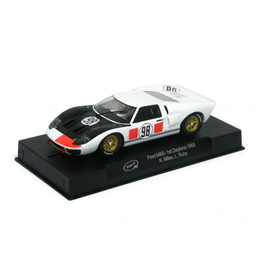 Slot.it CA20b Ford MKII n.98 Daytona Winner 1966