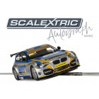 Scalextric C3862AE Autograph Series BTCC BMW 125 Series 1 - Rob Collard - Special Edition