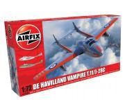 Airfix deHavilland Vampire T.11 / J-28C 1:72