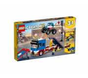 LEGO 31085 Mobile Stunt Show