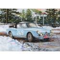 """Slot Classic CJ49 Alfa Romeo Giulietta """"Monte Carlo '61"""""""