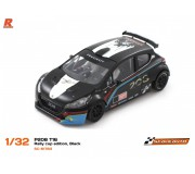 Scaleauto SC-6178A Peugeot 208 T16 Rally Cup Edition, Black